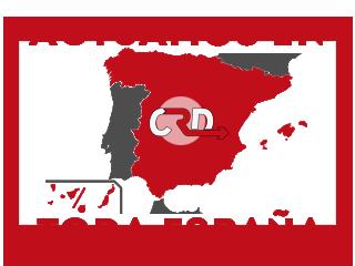 Actuamos con éxito en toda España